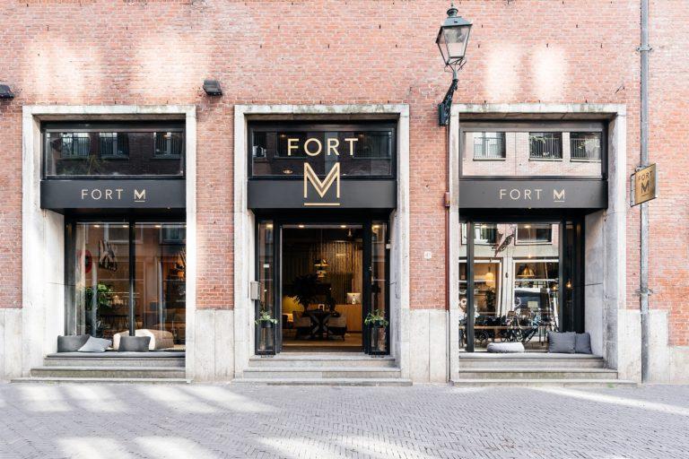 Fort M: een hippe woonwinkel in hartje Den Haag