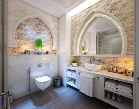 Welke vloeren zijn geschikt als badkamervloer